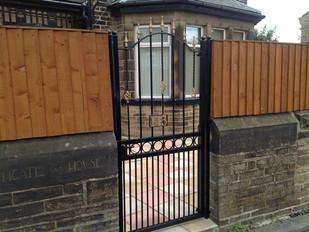 Security Gate 11