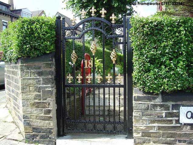 Single Gate 1