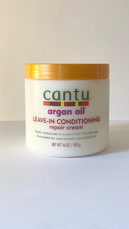 Cantu leave in conditioner in online afro black hair care shop