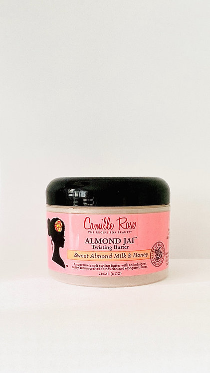 Camille Rose Naturals Almond Jai Twisting Butter