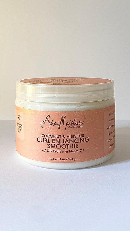 Shea moisture curl enhancing smoothie in online afro black hair care shop