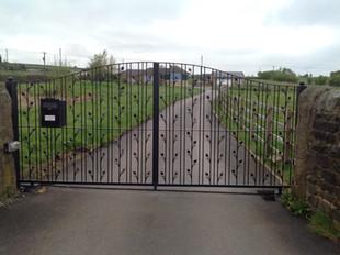 Electric Gate 24