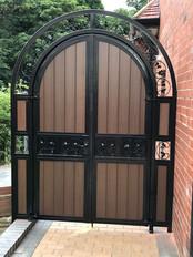 Arched Gates 10