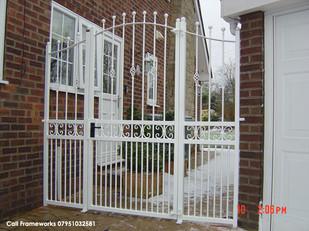 Security Gate 10