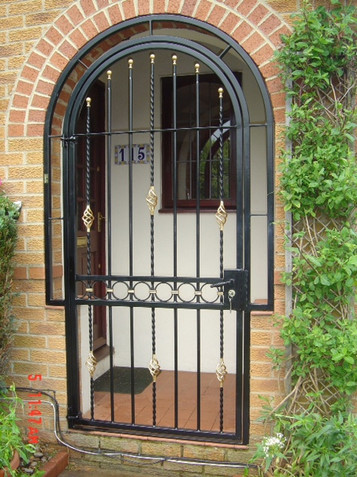 Arched Gates 3