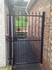 Security Gate 16