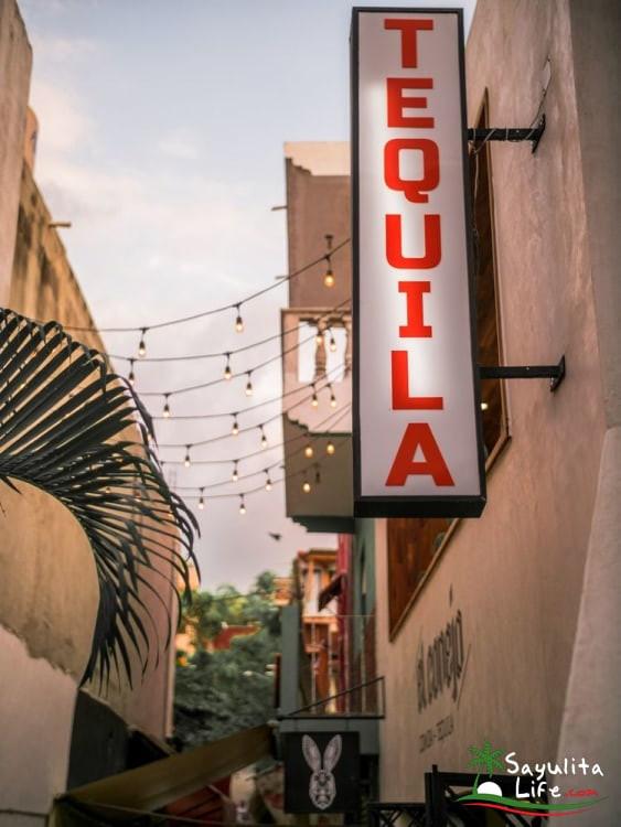 El Conejo Sayulita Mexico Tequila
