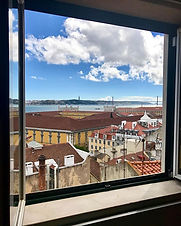 A room with a very nice view #lisbon🇵🇹