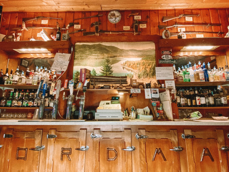 Hooves and Huckleberries: The Nordman Bar