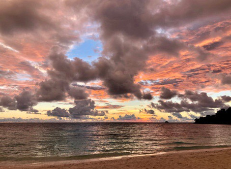 Another Palau Sunset You'll Never Forget