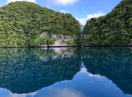 A Slice of Palau History : The Battle of Peleliu