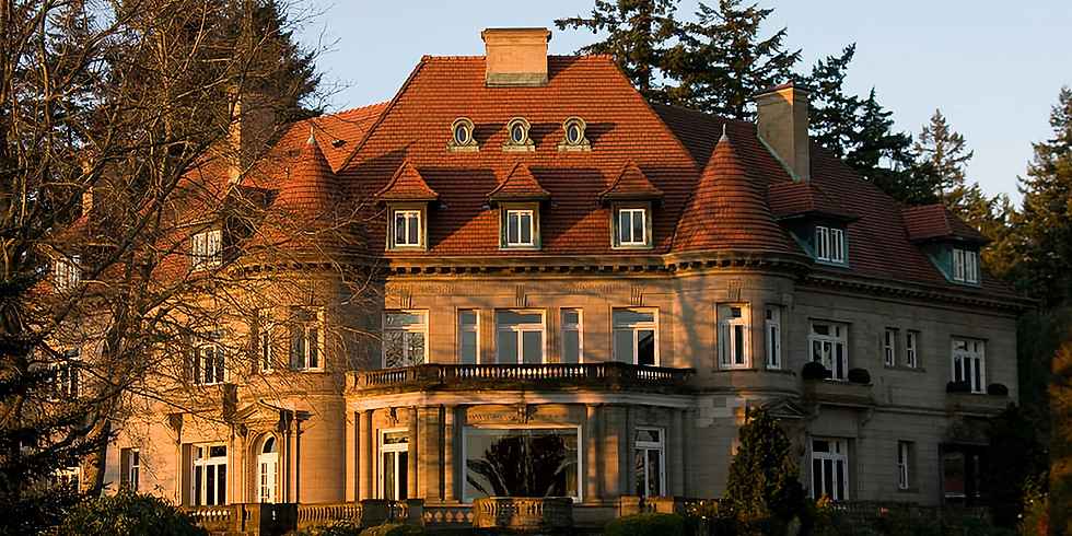 Ladies Out | Pittock Mansion