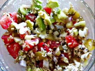 Fish Less Tuna Salad