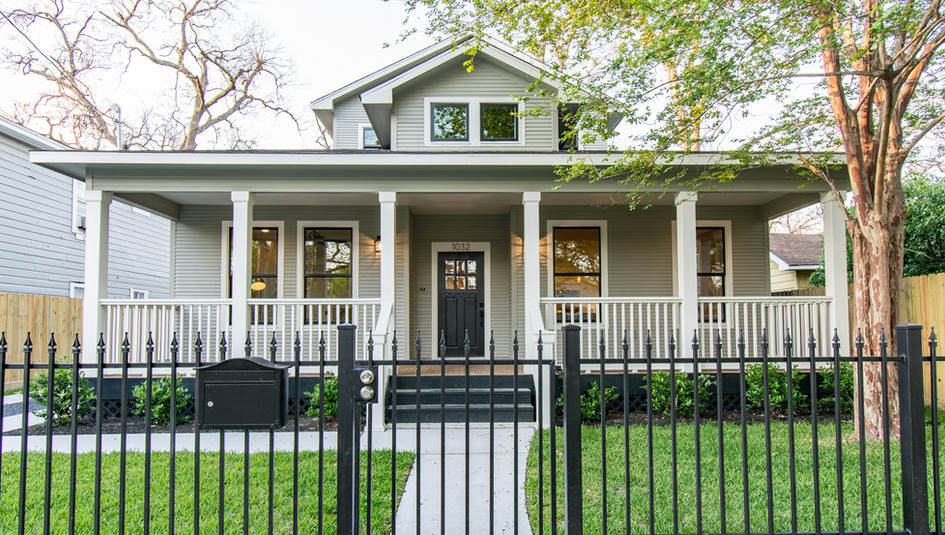 SUNSET HEIGHTS REMODEL