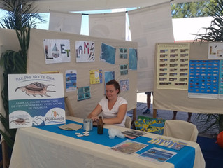 Fan zone d'Air Tahiti Nui : venez rencontrer l'association !