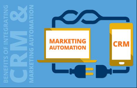CRM e Marketing Automation integrati