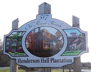 Henderson Hall Connections with Marietta