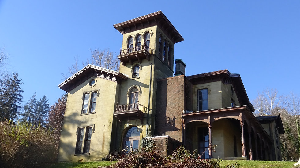 Anchorage/Putnam Villa Preservation