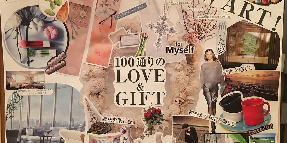 ○月○日Love+Likeマッピング
