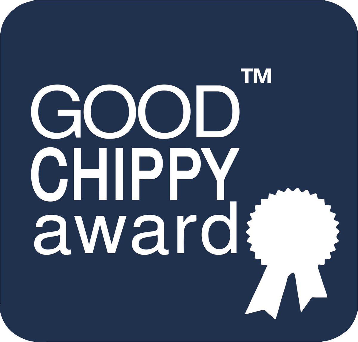 The good chippy award.jpg