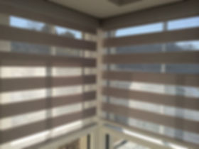 Duplex Blinds by RM Window Blinds