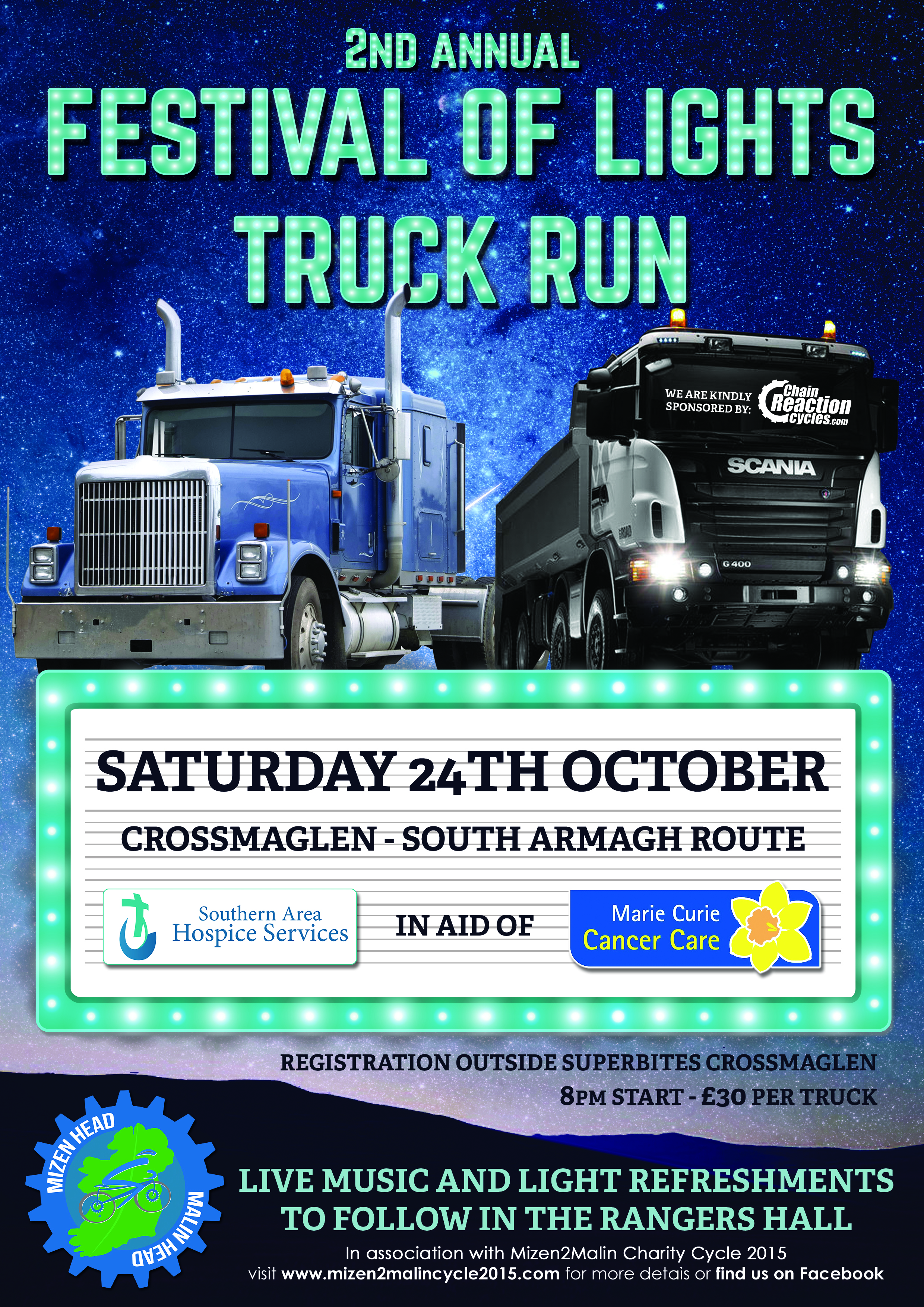 Festival of Lights Truck Run