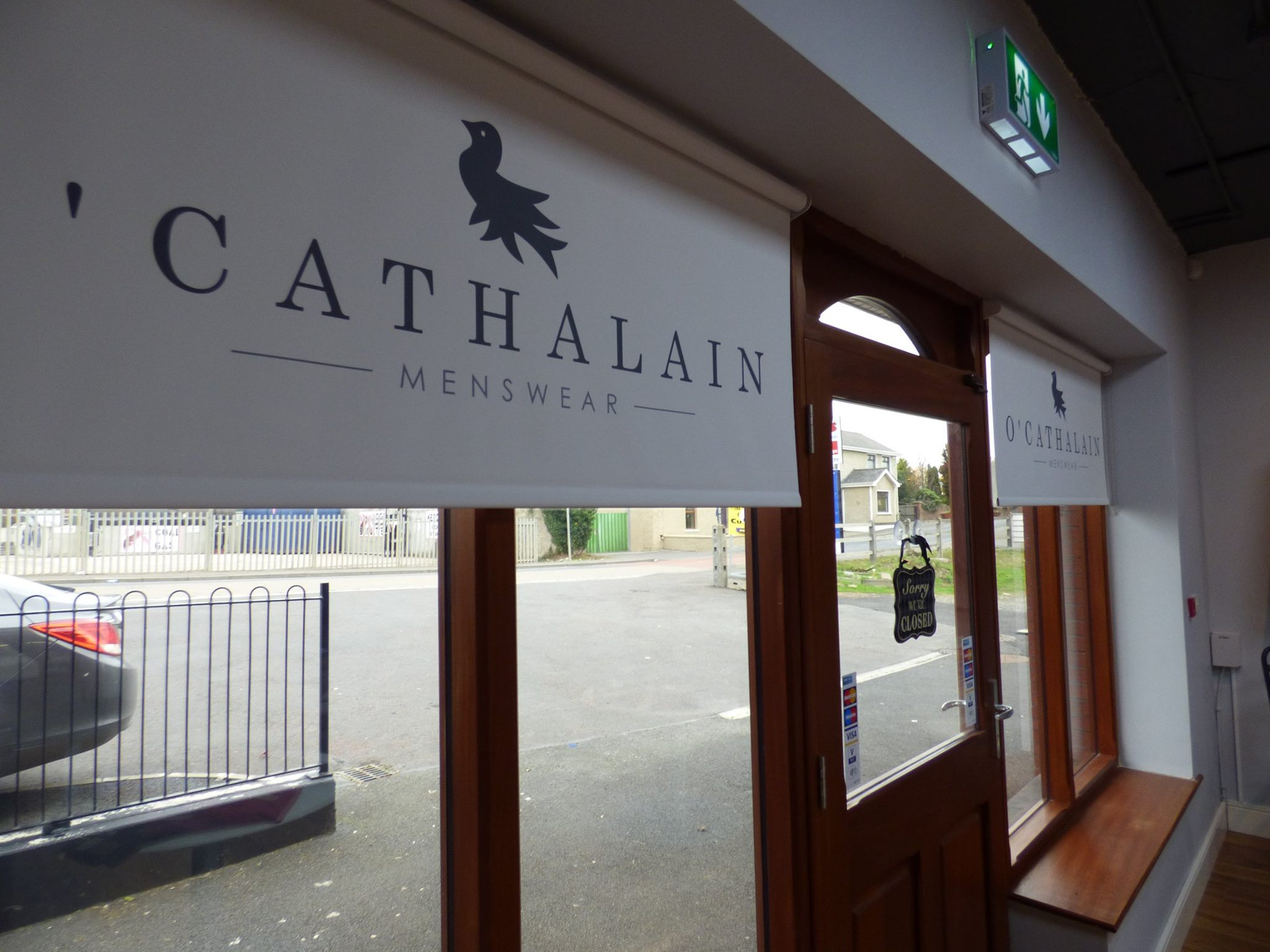 O'Cathalain Blinds