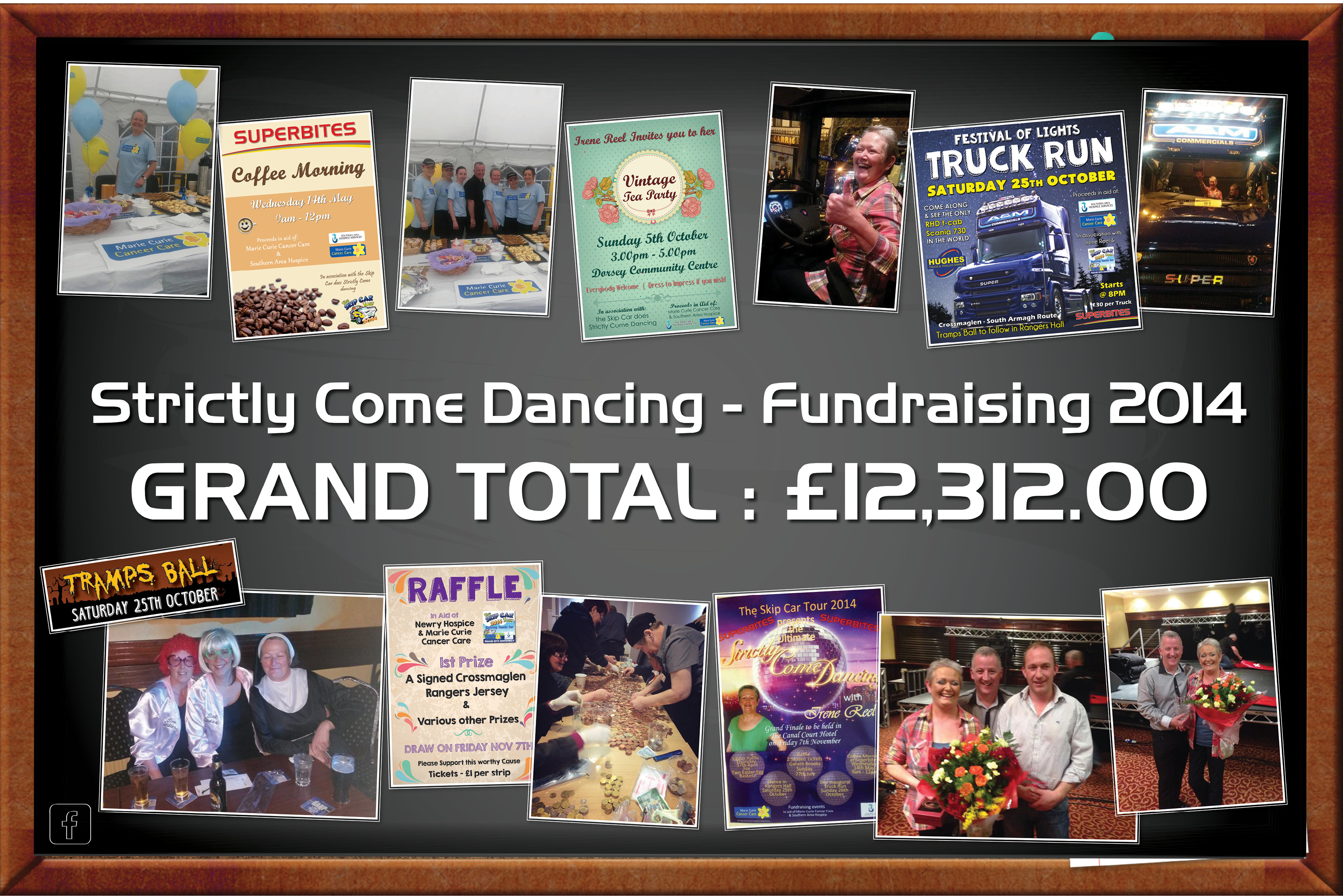 Superbites Strictly Charity Events