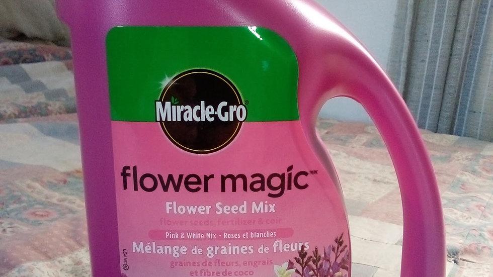 miracle grow flower magic