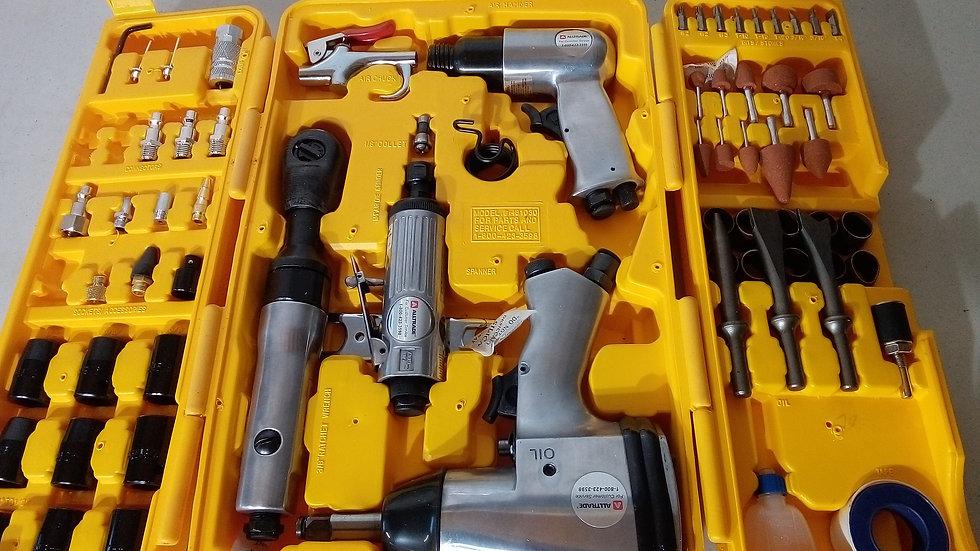 Alltrade 120 piece air tool kit unused