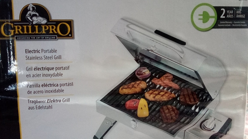 Brand New Grill pro Electric BBQ