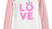 Girls Plum Love Shirt size XL 16