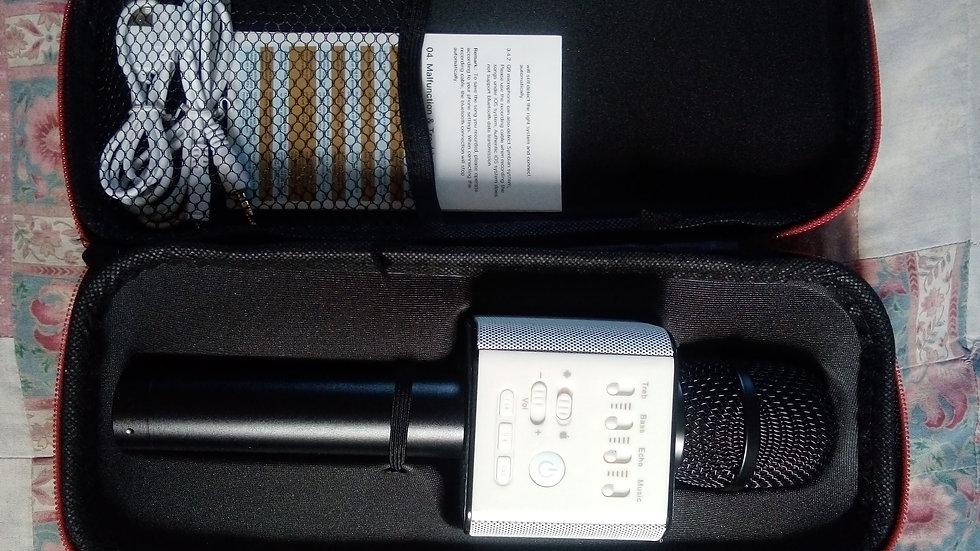 Brand new Bluetooth Karaoke microphone