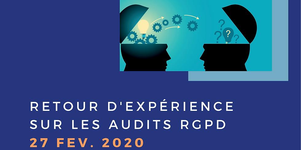 Audit de mise en conformité au RGPD : Retour d'expérience