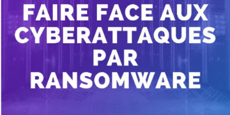 Formation : Faire face aux cyberattaques par ransomware (1)