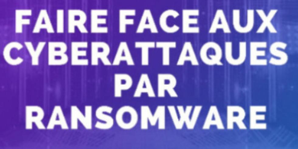 Formation : Faire face aux cyberattaques par ransomware