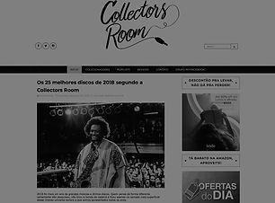 Colectors Room Melhores lançamentos de 2018