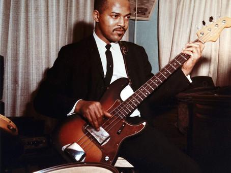 James Jamerson y el Motown