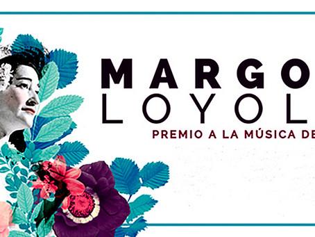 "Premio ""Margot Loyola a la música de raíz"" SCD"