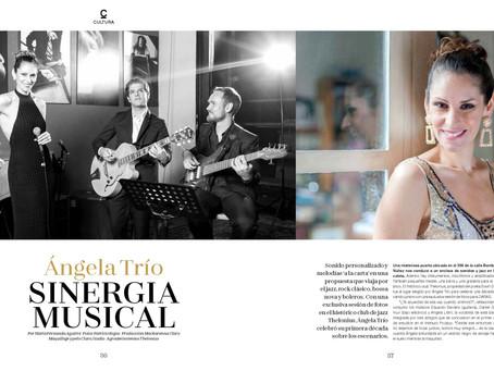 Entrevista para la Revista Cara