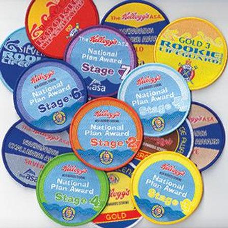 National Plan Awards & Badges