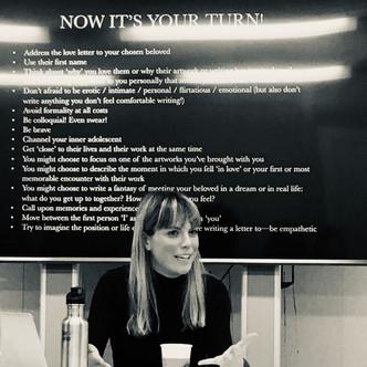 Curatorial Futures @UOG School of Art & Design