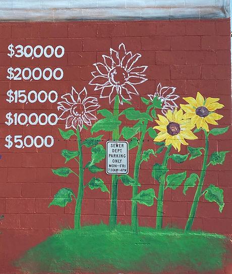 5.15.20 Fundraising Flowers 10K closeup.