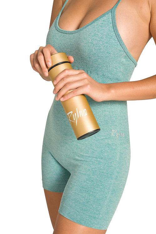 Ryhva Thermal Bottle In Gold