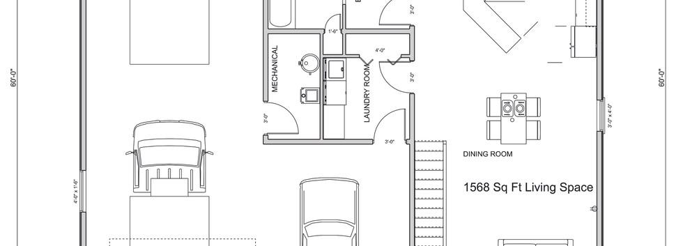 Floor Plan Main Floor