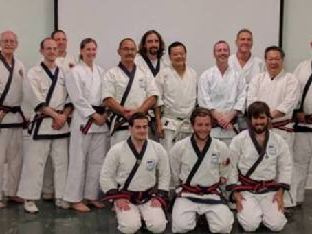 Pinnacle Martial Arts Master's Test
