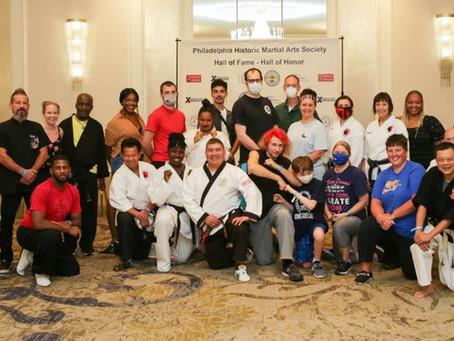 Shifu Tom Lugo- USMAO Combat seminar at the Philadelphia Martial Arts Expo 2021