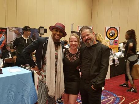 Shifu Tom Lugo at Kung Fu and Karate Expo 16- Atlantic City