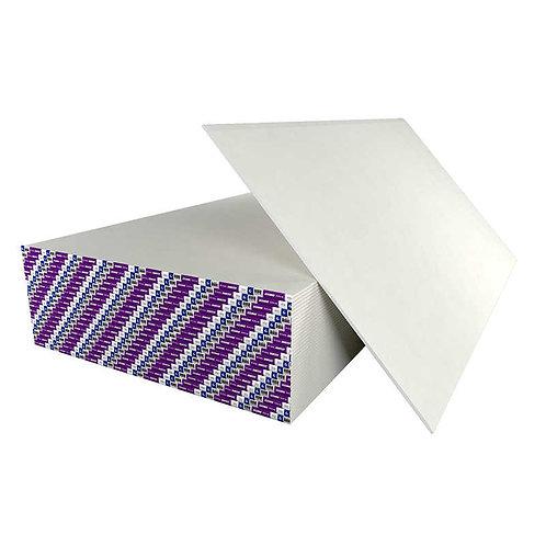 "Lamina Placa de yeso carton Drywalt de 1/2"" Gyplac"