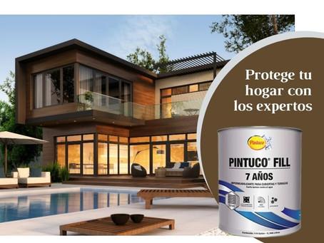 Para qué sirven los impermeabilizantes de techo y las telas de refuerzo